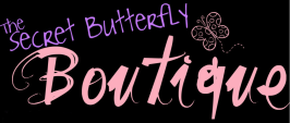 The Secret Butterfly Boutique